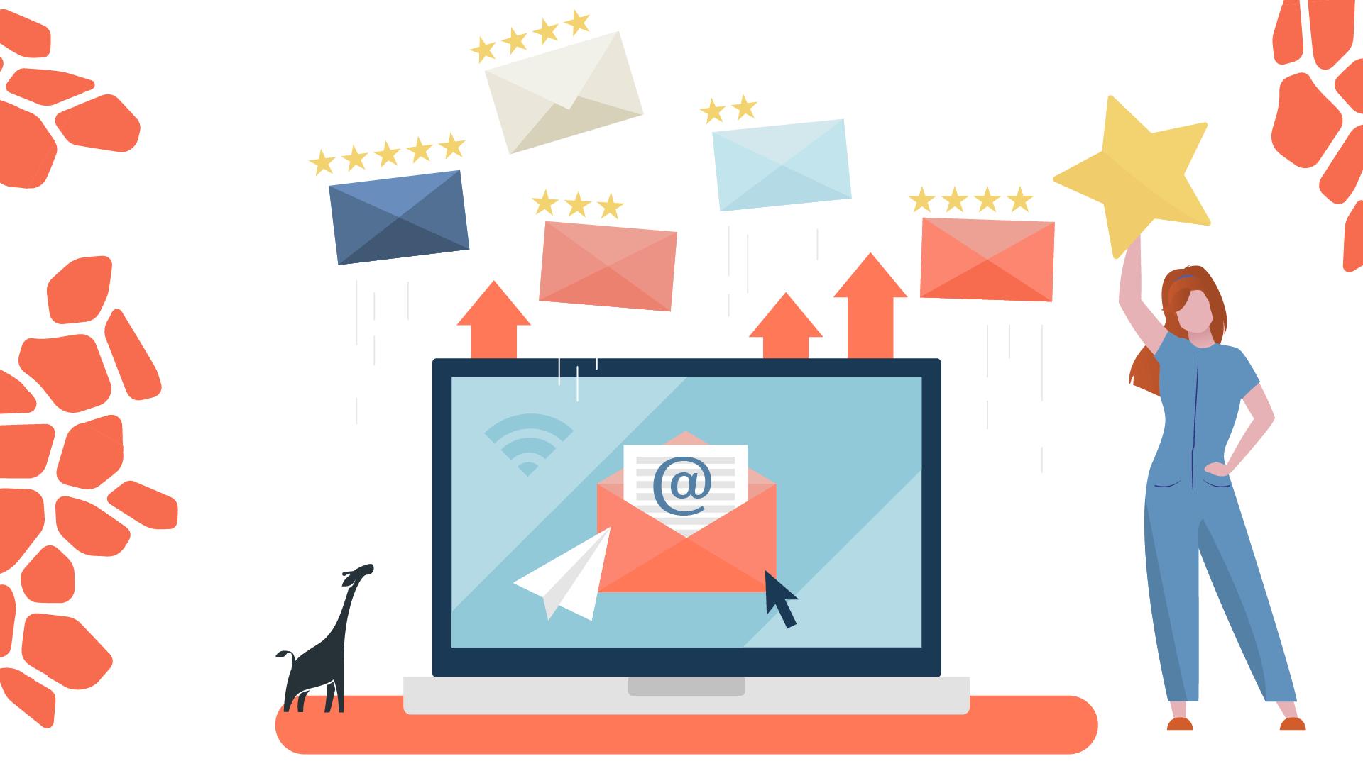 Ranking narzędzi dotworzenia newslettera imailingu – 4 najlepsze rozwiązania! 1
