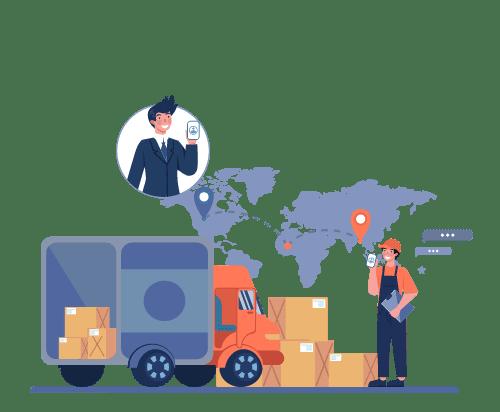 Logistics Application Development 6