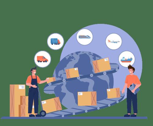 Logistics Application Development 8