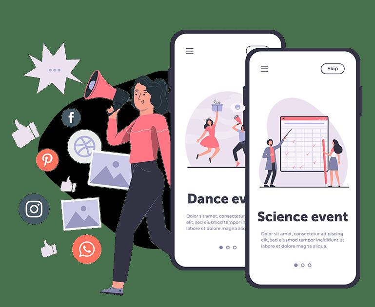 Event App Development 1