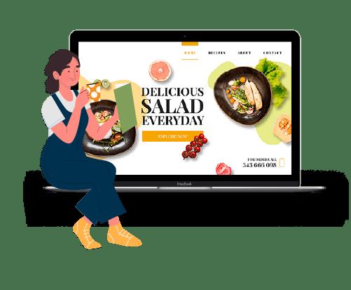 Restaurant App Development Services 1