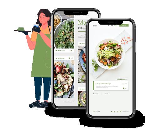 Aplikacja dla restauracji 4