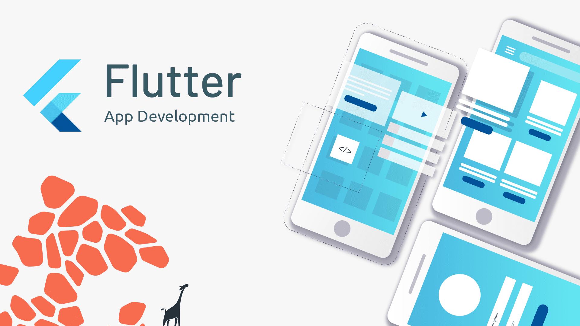 Flutter: zalety iwady | Giraffe Studio